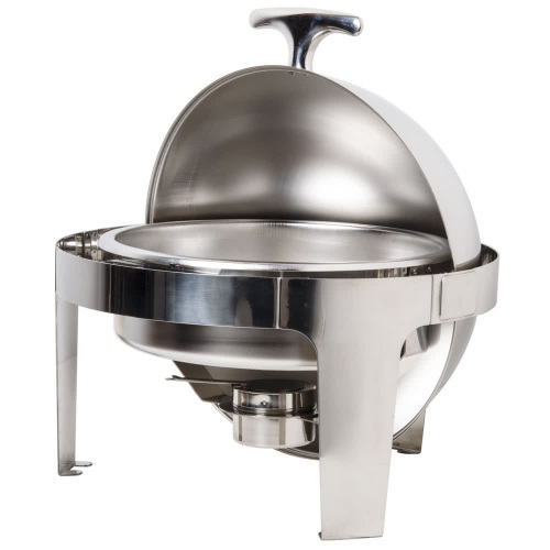 other kitchen tools stainless steel roll top chafing dish set was listed for on 26 oct. Black Bedroom Furniture Sets. Home Design Ideas