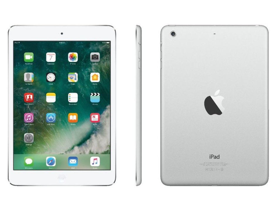 devices ipad mini 2 apple 32gb wifi silver. Black Bedroom Furniture Sets. Home Design Ideas