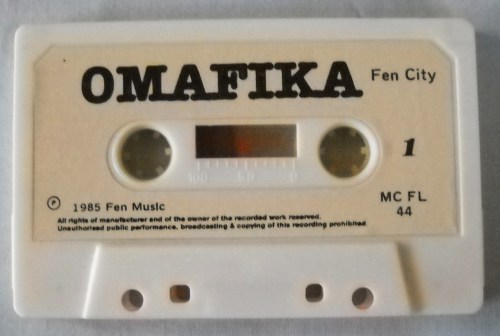 International & World - OMAFIKA - SELF-TITLED - CASSETTE