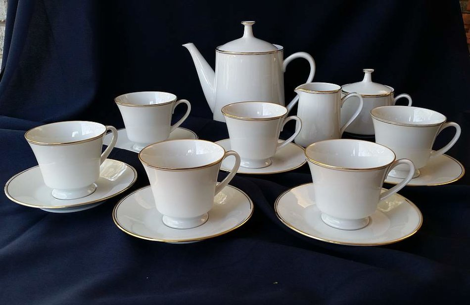 Oriental porcelain noritake japan royal crockery tea set sri noritake royal ceramic tea set sri lanka pattern stunning condition fandeluxe Image collections