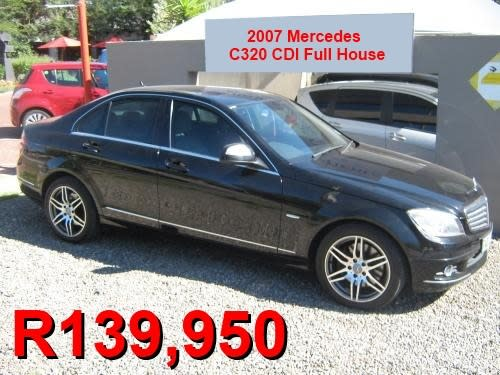 Mercedes Benz Mercedes Benz C320 Cdi Auto Was Listed For