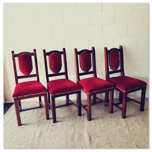 Chairs, Stools & Footstools