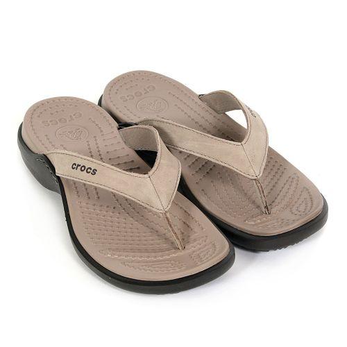 c0d4b17365a11 Other Women s Shoes - Crocs Capri IV Womens - Mushroom Espresso  5 6 ...