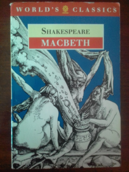 the play macbeth by william shakespeare As one of the shortest plays william shakespeare has written, macbeth represents shakespeare most popular play throughout the play, many characters transpire, however the main character remains macbeth, a laudable man who develops into a man engrossed by his ambition of power.