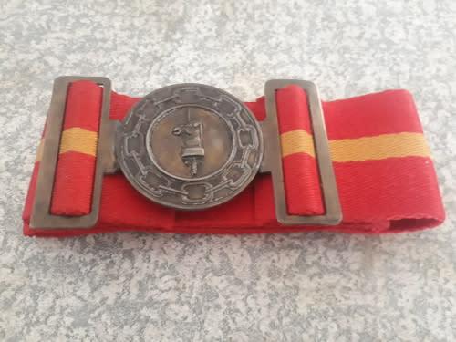 Belts Amp Buckles Sa Army Battle School Stable Belt Length