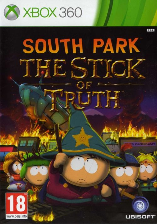 stick South truth xbox of park