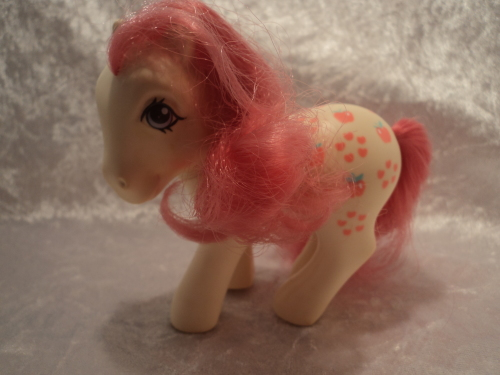 Rare Vintage G1 My Little Pony **Mommy Apple Delight***
