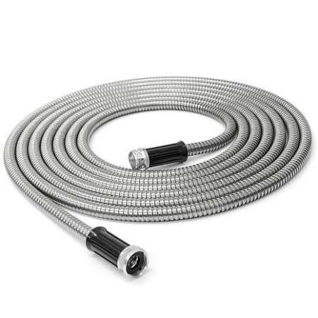 25 ft garden hose. Stainless Steel Garden Hose 25 Ft Length C