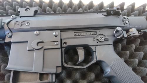 Markers & Guns - Milsig M17 Elite Black & Accessories *MAKE
