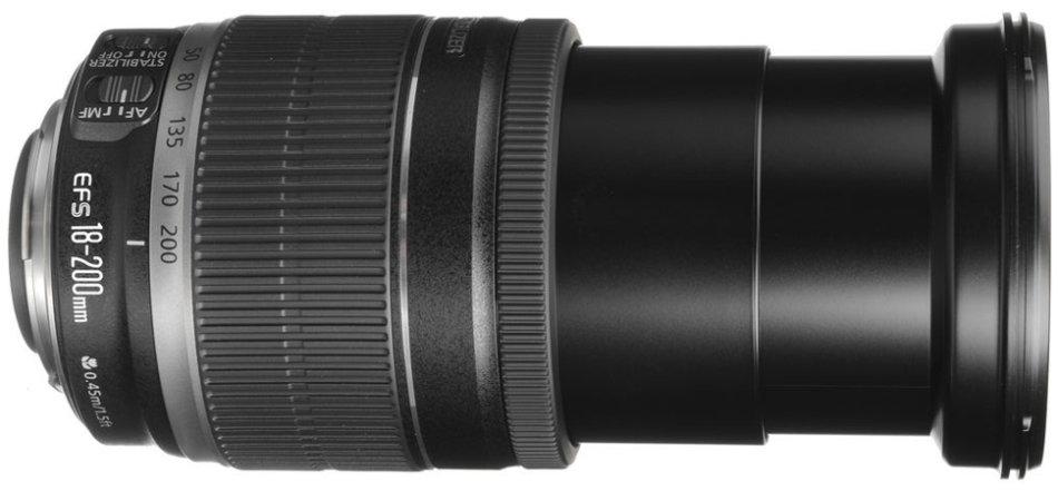 lenses canon ef s 18 200mm f 3 5 5 6 is ef s image. Black Bedroom Furniture Sets. Home Design Ideas