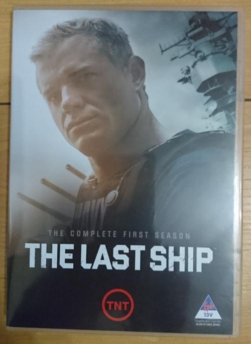 THE LAST SHIP - TV SERIES - 3 DISC COMPLETE SEASON 1