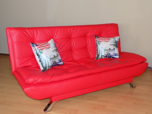 Couches & Chairs Sleeper Couch RED for sale in Pretoria