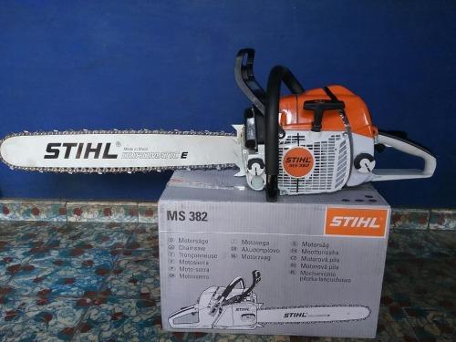 STIHL MS 382 NEW CHAINSAW - BRAND NEW BOXED BARGAIN - RETAIL R8,600 - 72 cc  PRO SAW - 40cm BAR