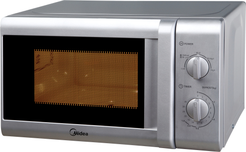 Midea 20l Manual Microwave Oven Mm720ctb