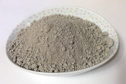 Organic azomite volcanic rock dust 3kg was listed for Soil minerals