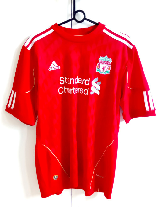 official team jerseys   liverpool 2010 2011 adidas home