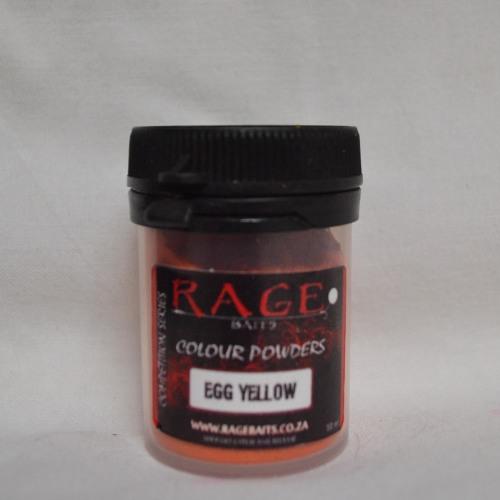 Rage Baits - Colour Powder - Egg Yellow 50ml