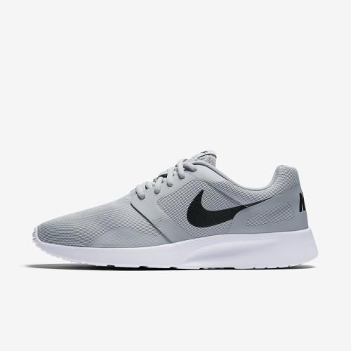 new products b6798 e3cf7 Original Mens Nike Kaishi NS Athletic Shoes Wolf Gray   Black   White 747492-003  - Size UK 9 (SA 9)