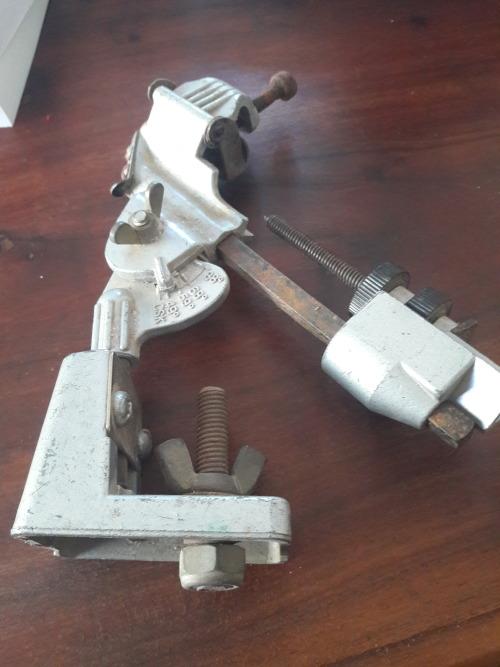 drill bit sharpener instructions