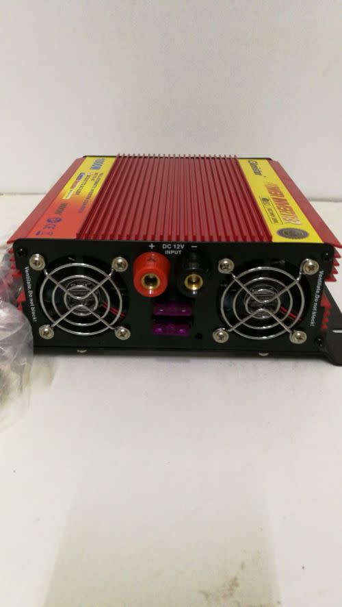 Other Electrical Supplies - 1000 Watt Power Inverter was listed for