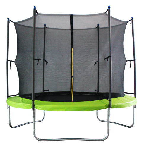 Trampoline And Netting Enclosure