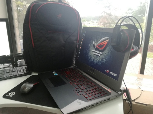 Laptops Notebooks Voted Best Gaming Laptop In The World Asus