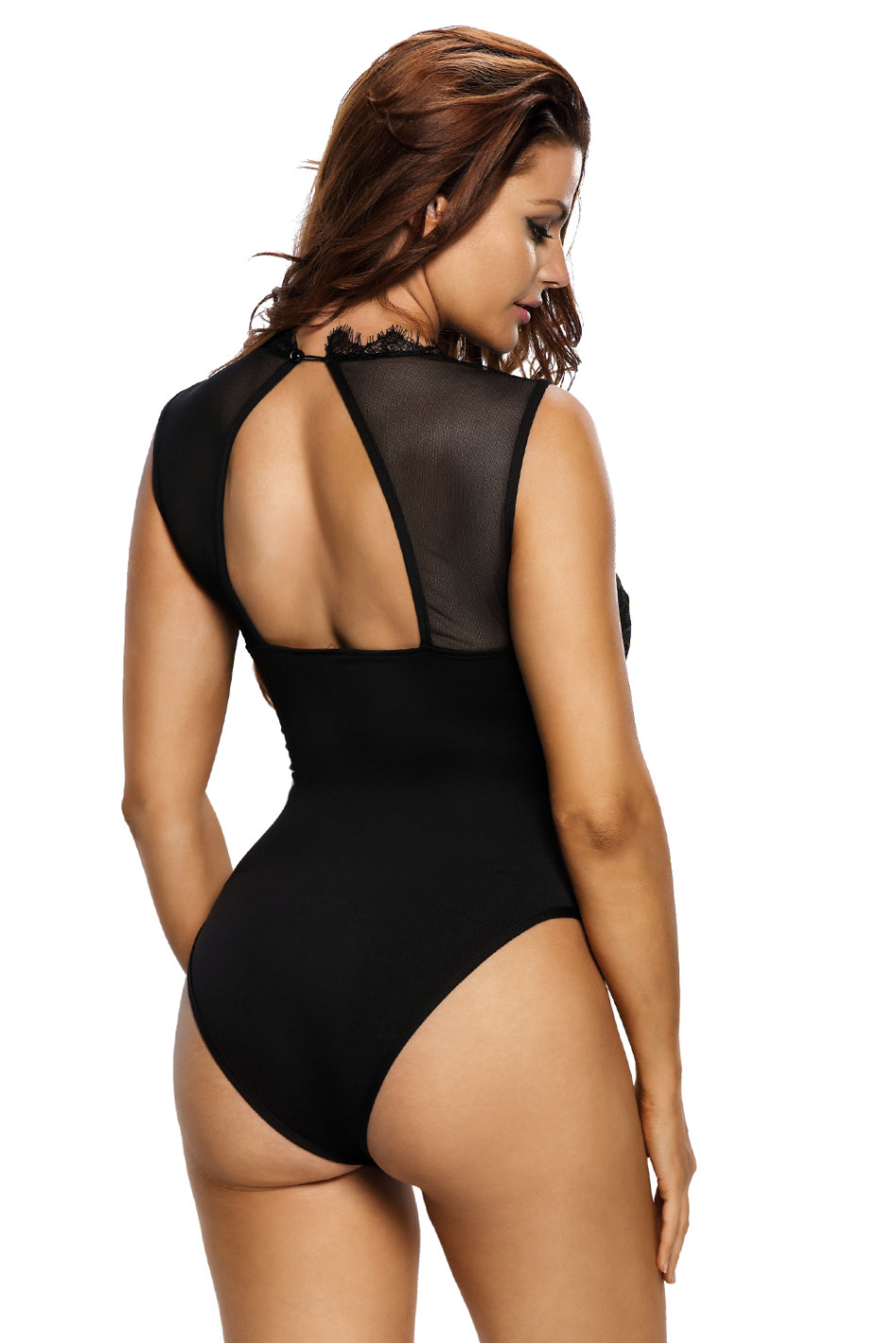 Set the mood in the Dim the Lights Black Lace Bodysuit! Sheer, stretch lace shapes darted triangle cups and a fitted bodice. Thong bottoms have three snap closures. Plunging V-back. Sexy! This is a sexy bodysuit that is also comfortable to wear! I love bodysuits in general but /5(21).