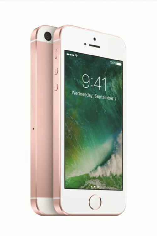 cell phones smartphones apple iphone se 16gb cpo rose gold was listed for r5 on 4. Black Bedroom Furniture Sets. Home Design Ideas