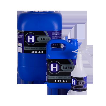Cleaning Equipment & Supplies - Alkali ¿ H ¿ Heavy duty ...