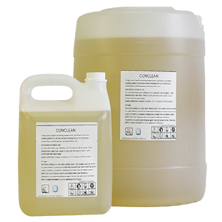 Other construction conclean highly alkaline degreaser for Concrete cleaner degreaser