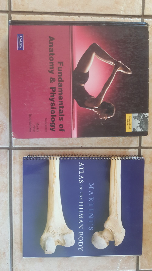 Science - Fundamentals of Anatomy & Physiology - 9th Edition + Atlas ...