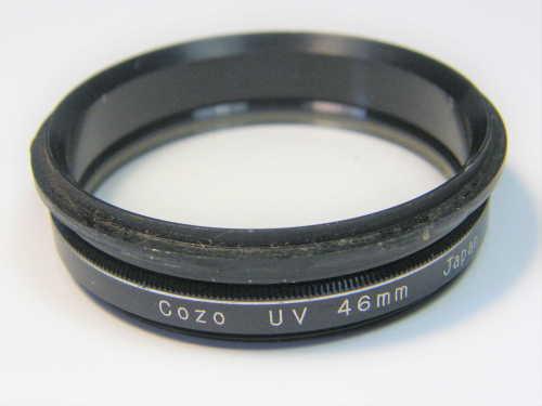 Cozo UV 46mm Lens Hood filter