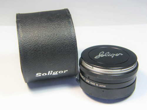 Soligor auto teleconverter 2x for Miranda - In pouch
