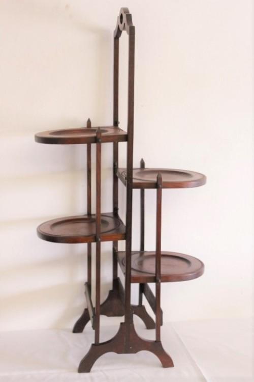Cast Iron  Tier Cake Stand