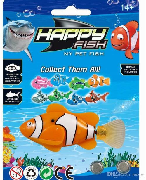 Other Toys Happy Fish My Pet Fish Was Listed For R39 00