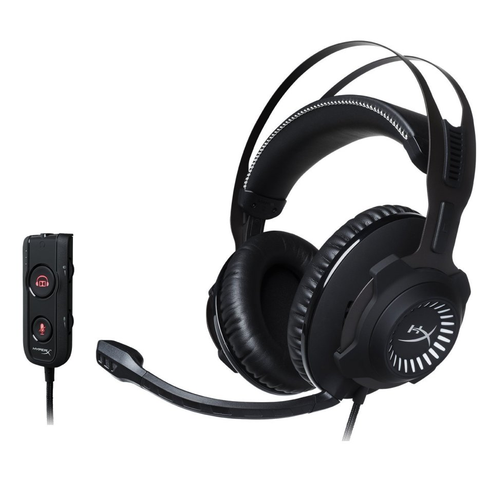 Headsets Hyperx Cloud Revolver S Gaming Headset With Dolby 71 Void Rgb Usb White Surround Sound For Pc Ps4 Pro Xbox One