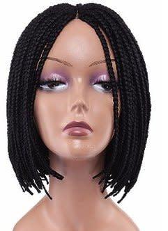 Bob Box Braids Da Wig 10 Inch