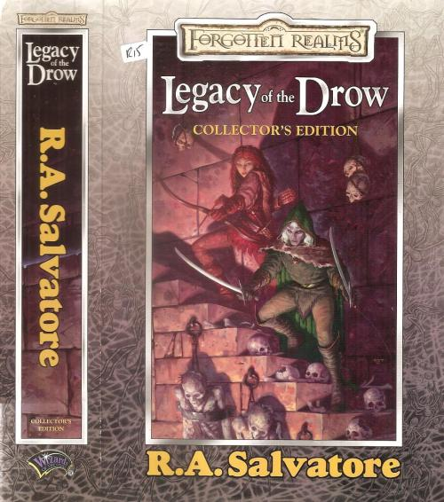 the legacy salvatore r a