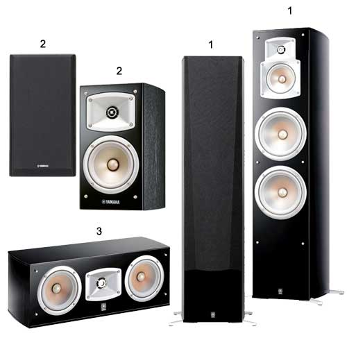 Speakers yamaha ns777 speaker package was for Yamaha ns 50 speaker pack
