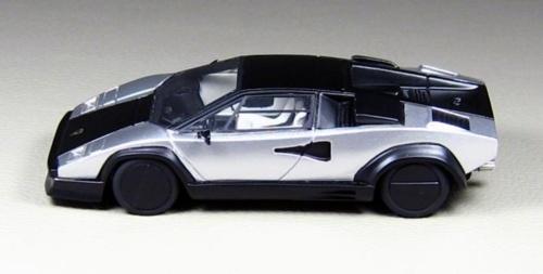 Models Lamborghini Countach Evoluzione 1987 New Boxed Free