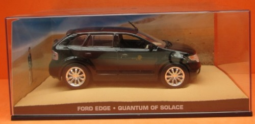 James Bond Ford Edge Quantum Of Solace