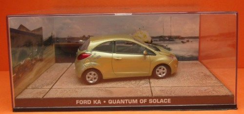 James Bond Ford Ka Quantum Of Solace