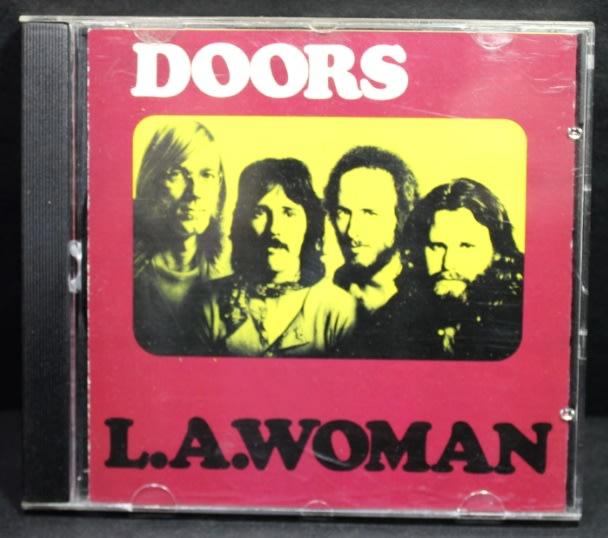 The Doors LA Woman CD