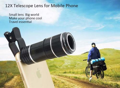 Other accessories mobile scope cellphone telescopic lens