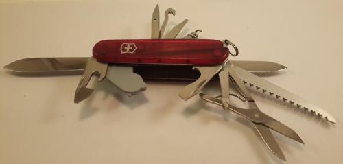 Tools Amp Knives Victorinox Swiss Army Knife Huntsman Lite