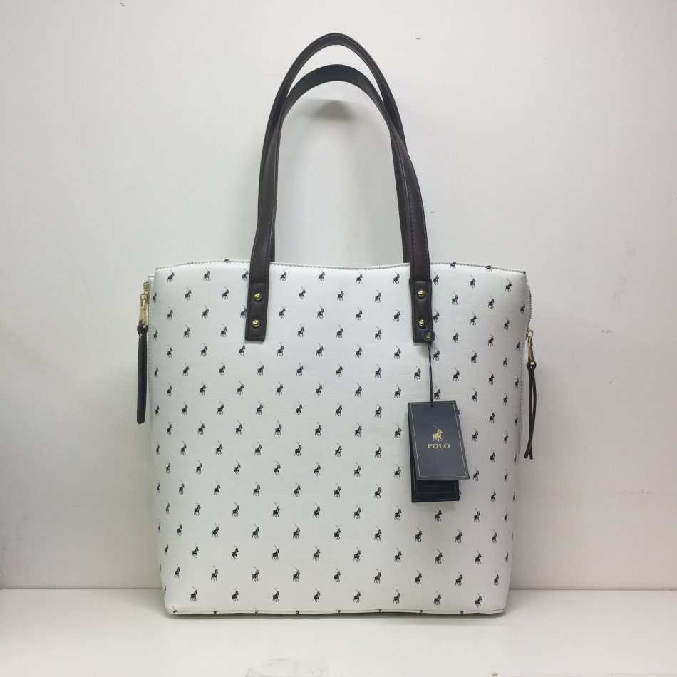 e3c86cfee9 Handbags   Bags - Polo Lennox Tote - White Navy was listed for R1 ...