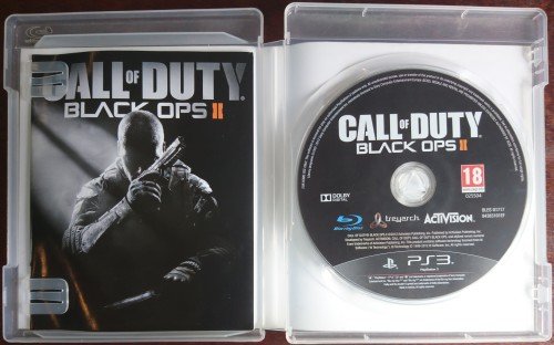 Games - Call of Duty Black Ops II - PS3 was listed for R130 00 on 14