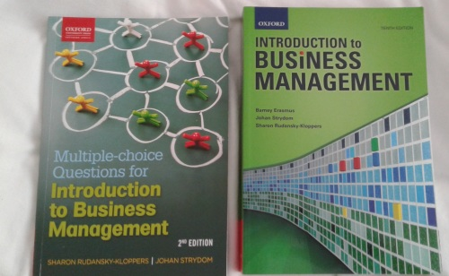 Introduction to Business Management and Multiple-choice questions for  Introduction to Business Manag