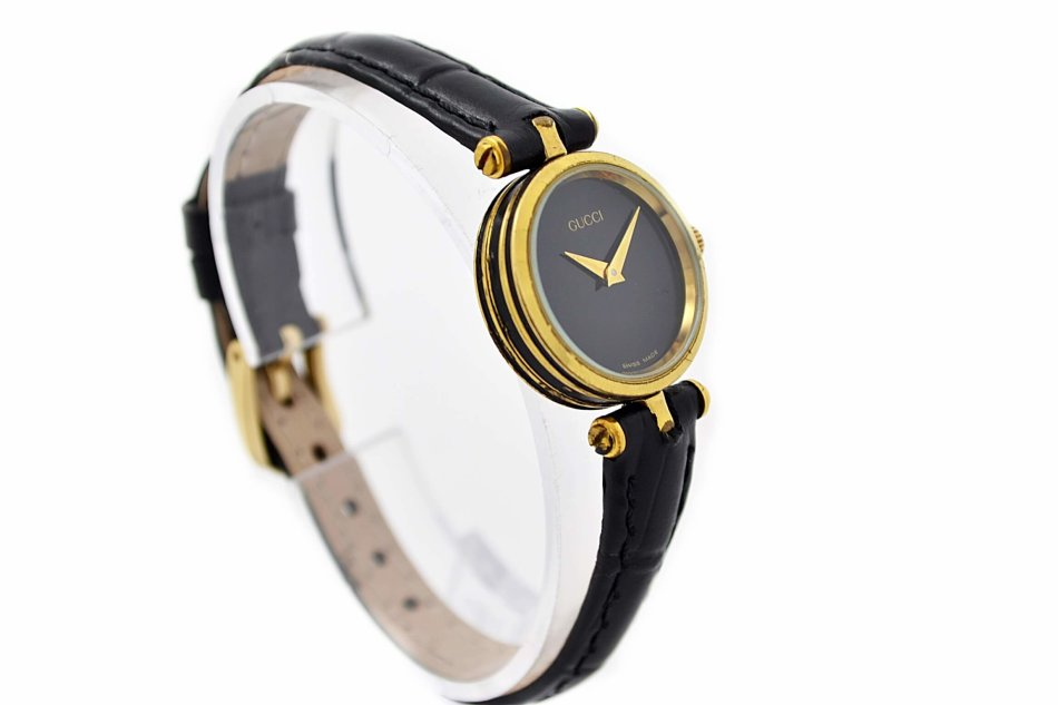 c9715fa6420 Rare   Collectible Watches - Vintage Gucci 2000L Gold Plated Ladies ...
