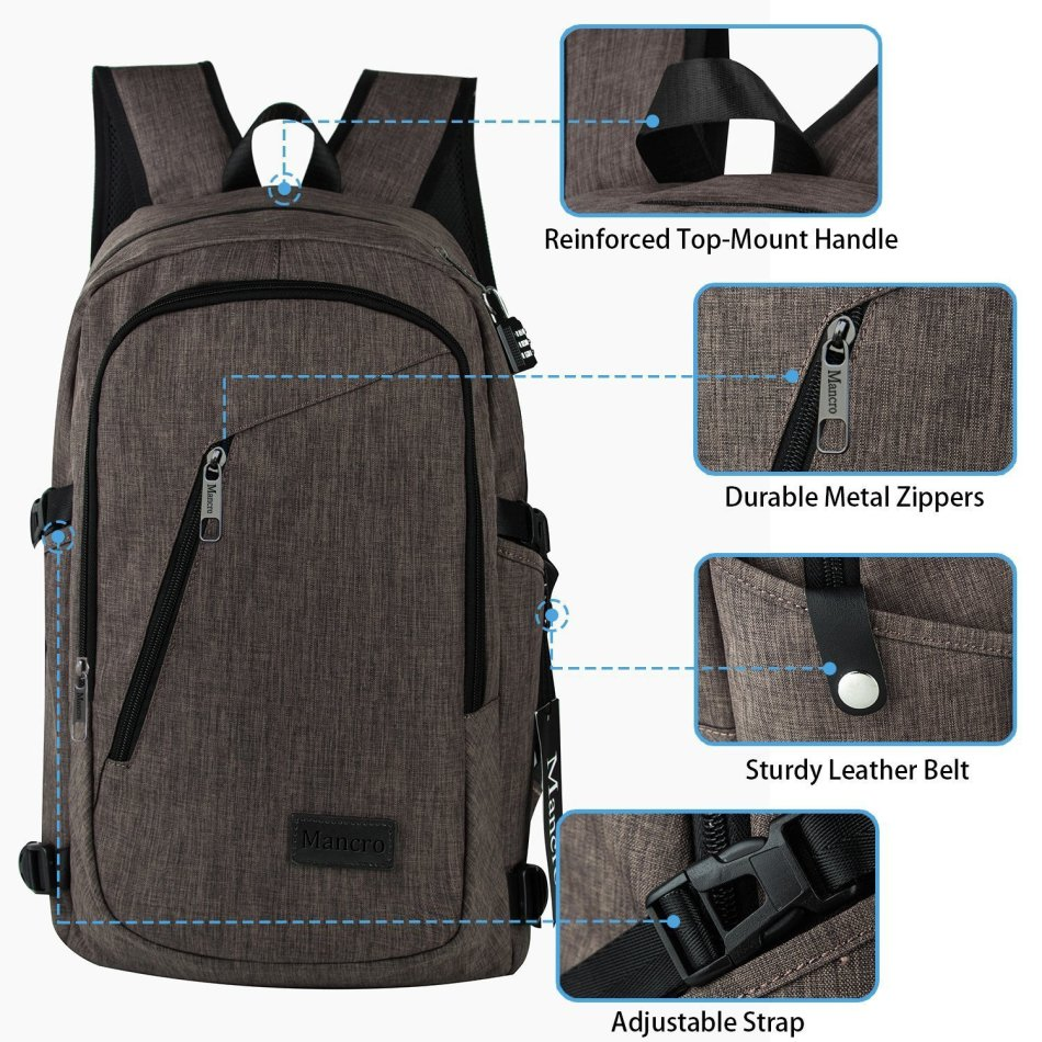 Backpacks - Business Laptop Backpack 662993d39c84c